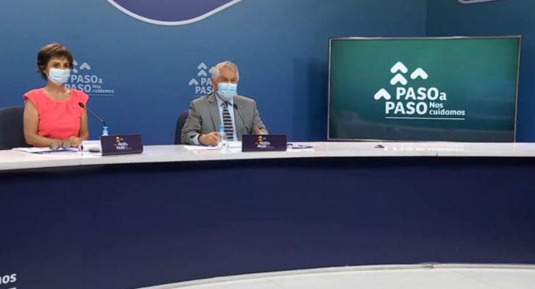Con un cambio en la Provincia: Plan Paso a Paso tiene novedades en el Biobío