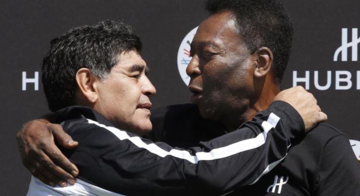 Messi, Pelé y Ronaldo: cracks del fútbol mundial despidieron a Maradona