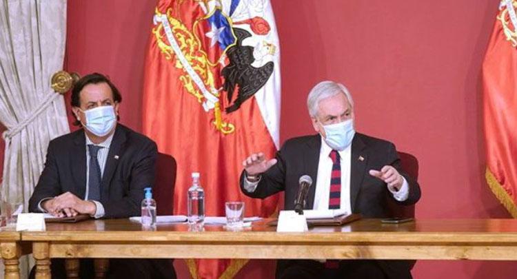 Tras renuncia de Pérez: los nombres que se barajan para ministro del Interior