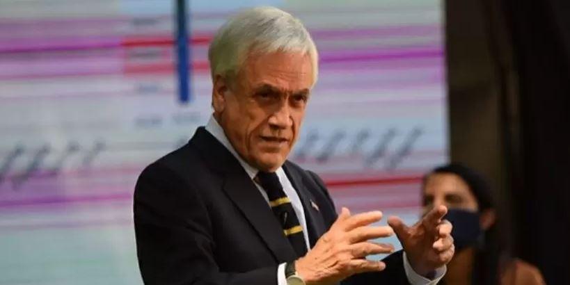 Cadem: Aprobación y confianza a Sebastián Piñera van a la baja