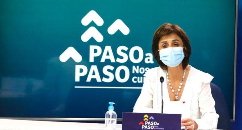 Con un cambio en el Biobío: las comunas que avanzan en el plan 'Paso a Paso'