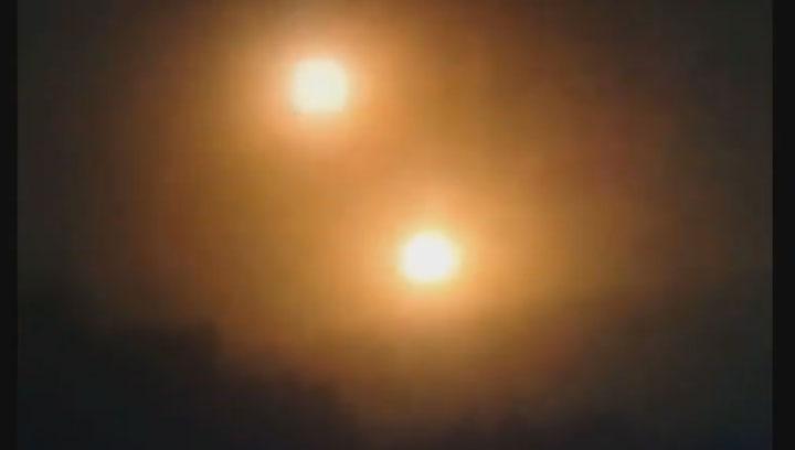 Aseguran que un nuevo avistamiento de OVNIS quedó registrado en San Clemente