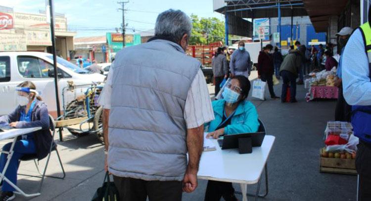 Nacimiento y Los Ángeles: esta semana se realizarán tomas de exámenes PCR gratuitos
