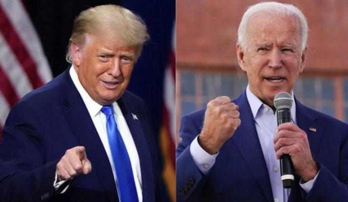 Elecciones EEUU: Trump acusa fraude y asegura que ya le ganó a Joe Biden