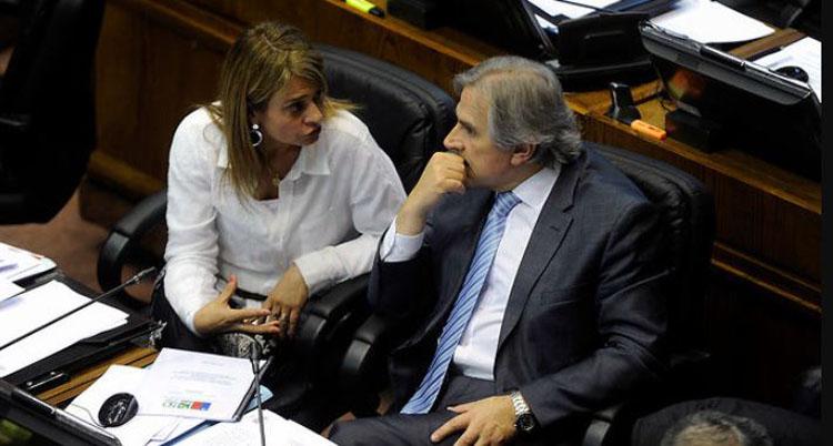 Moreira repasó a Van Rysselberghe por polémicas amenazas: «Destruyó la UDI»