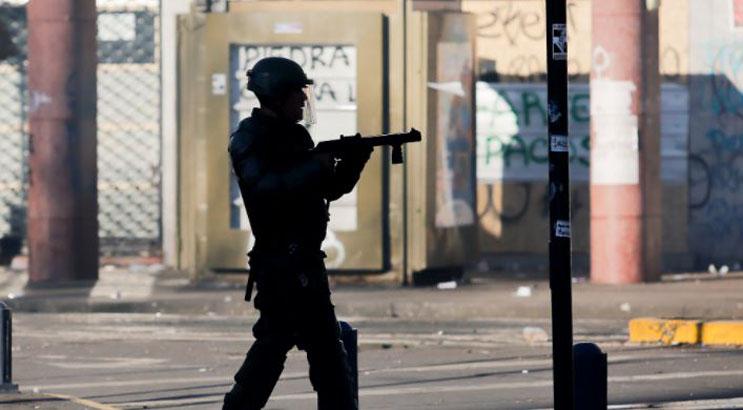 Formalizarán a ocho carabineros de Concepción por delitos durante el estallido social