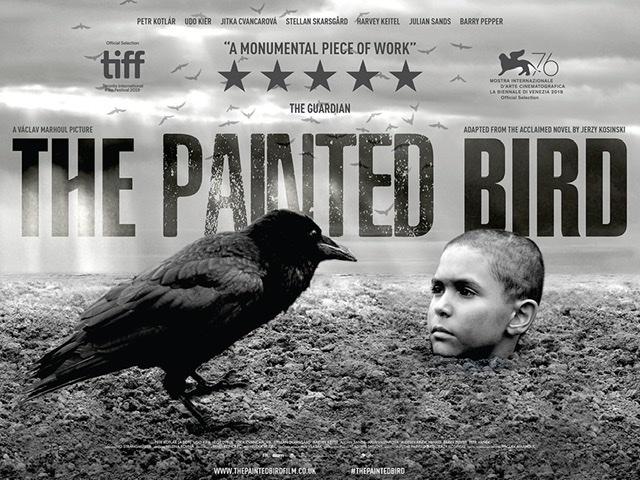 El Cinematógrafo de Leo: El pájaro pintado (2020)