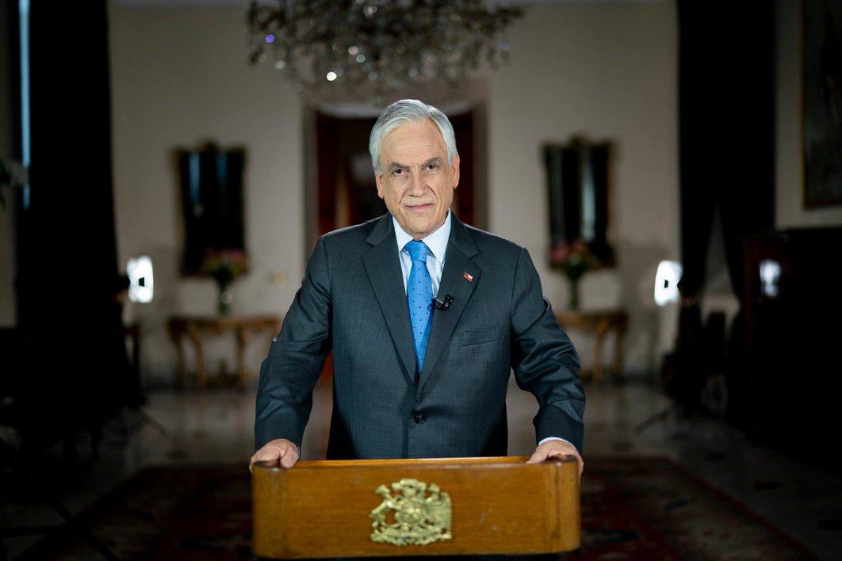 Piñera anuncia que la vacuna llegará primero al Biobío, la Araucanía y Santiago