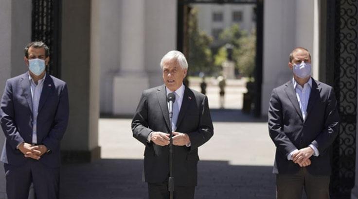 «Agenda de impunidad»: Piñera rechaza proyecto anti-represión del Frente Amplio
