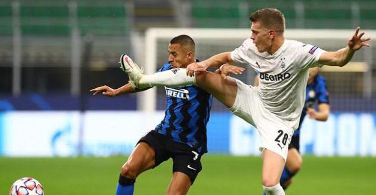 Fracaso total: el Inter de Alexis y Vidal quedó fuera de toda competición europea