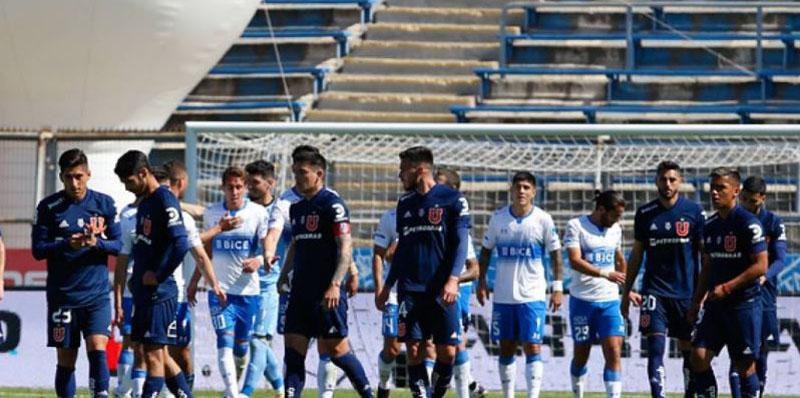 Todo por la Conmebol: ANFP debió suspender 'Clásico Universitario' del domingo