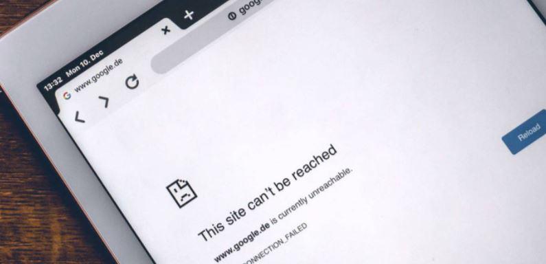 Reportan caída a nivel mundial de Gmail, Youtube y otros servicios de Google