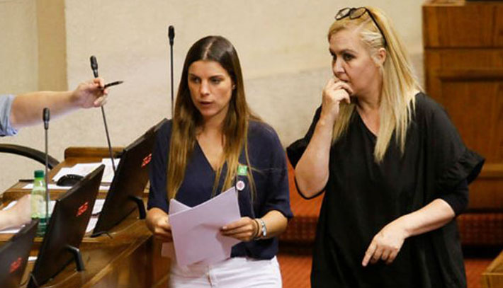 El descargo de Maite Orsini contra Jiles: «En la tele con la gente, en los votos con la derecha»