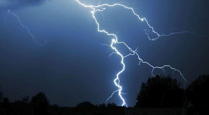 Emiten alerta meteorológica por posibles tormentas eléctricas en Región del Bío Bío