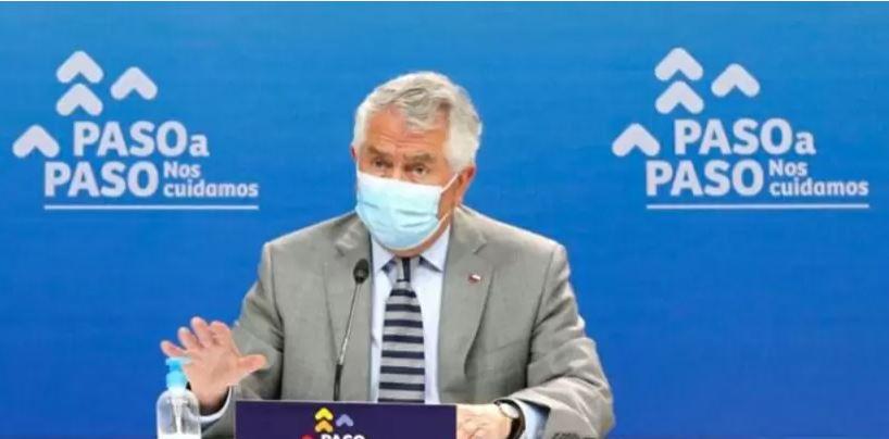 Preocupante: Chile presentó la cifra más alta de contagios por coronavirus desde julio