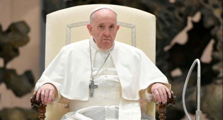 Mensaje navideño del Papa incluyó a Chile: «Que puedan superar sus tensiones sociales»