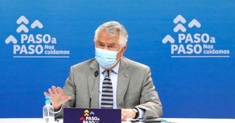Minsal alerta ante posible 'segunda ola': peor de los casos contempla más de 9 mil contagios al día