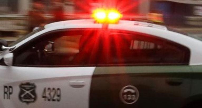 Fatal fuga: hombre murió tras evadir control policial y volcar su auto