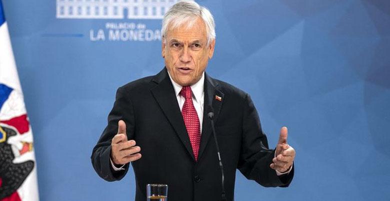 Piñera sobre el país en foro internacional: «Surgió una izquierda radical y extremista»