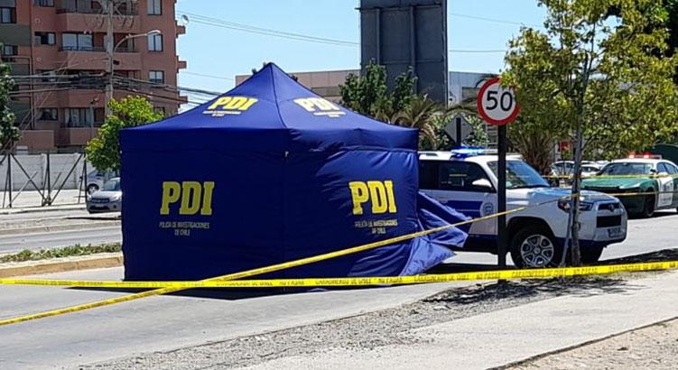 Discusión entre conductores termina con una víctima fatal: responsable se dio a la fuga
