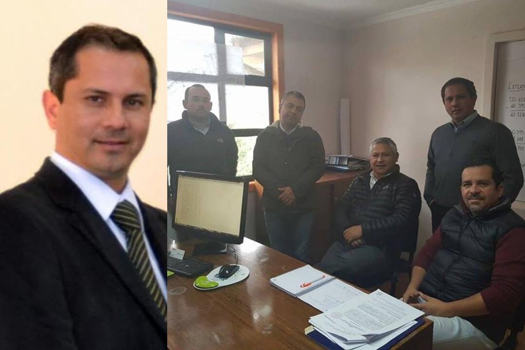 Caso LED: Jefe Secplan de Negrete queda con arresto domiciliario por cohecho