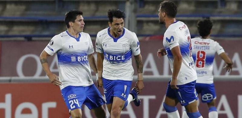 U. Católica y Coquimbo dan la cara: así se jugarán los cuartos de final de la Copa Sudamericana