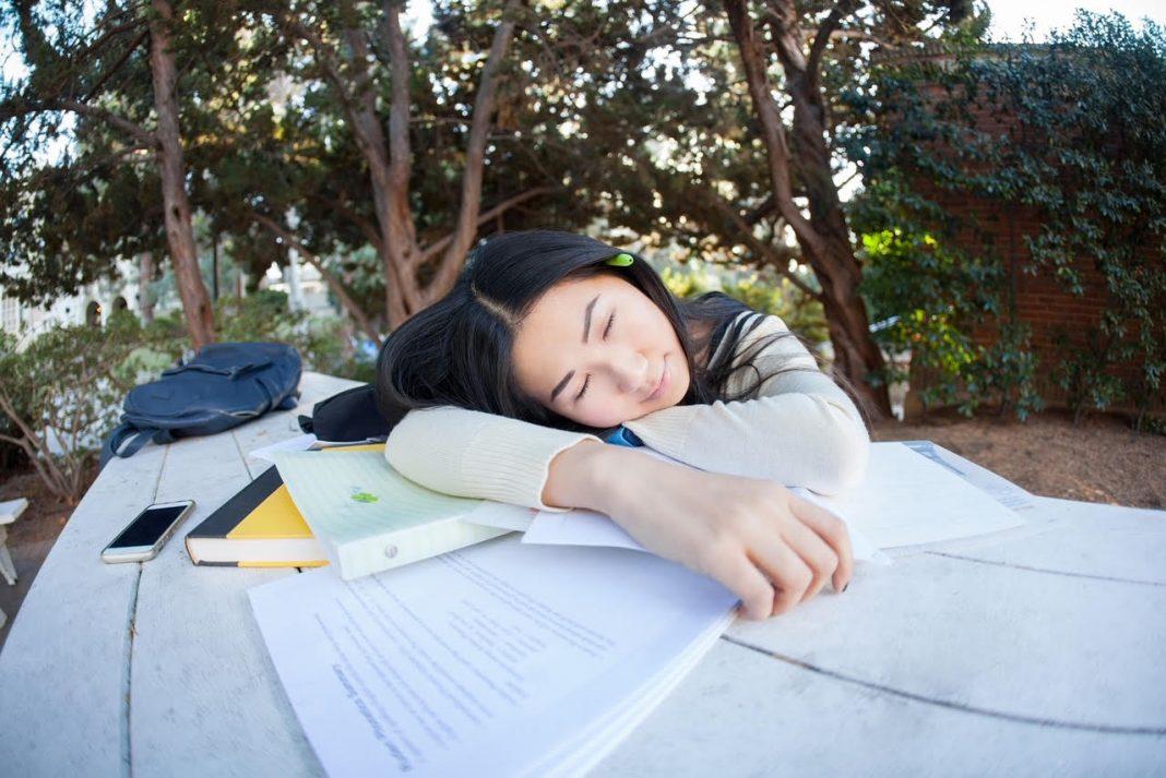 Cómo bajar el estrés de los jóvenes que darán la prueba de transición