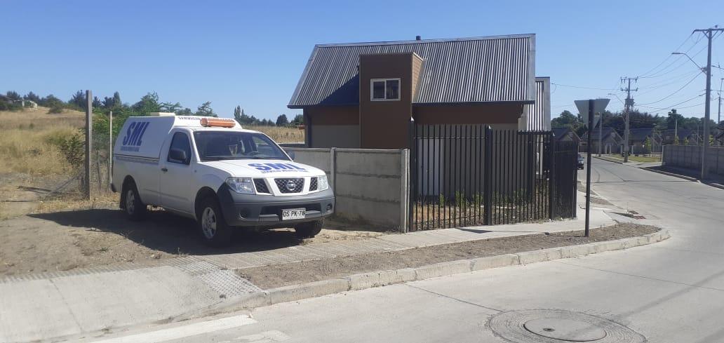 Carabinero de Los Ángeles es encontrado muerto en Yumbel