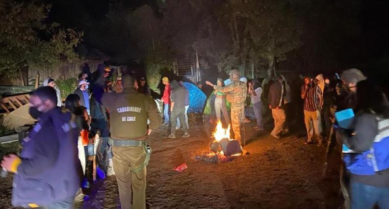 Arauco: Seremi de Salud inicia 23 sumarios sanitarios por fiesta clandestina