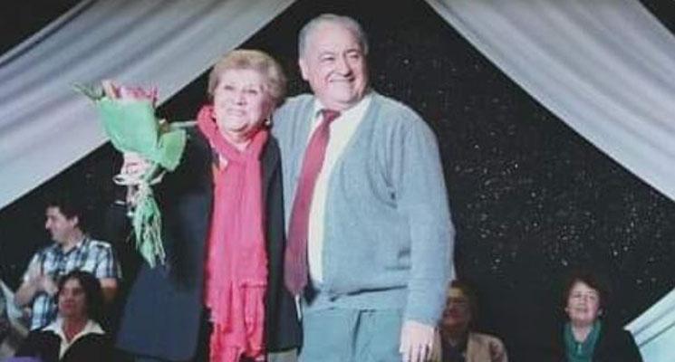Alcalde de Pucón tras muerte de su esposa por covid: «Esto no es una broma»