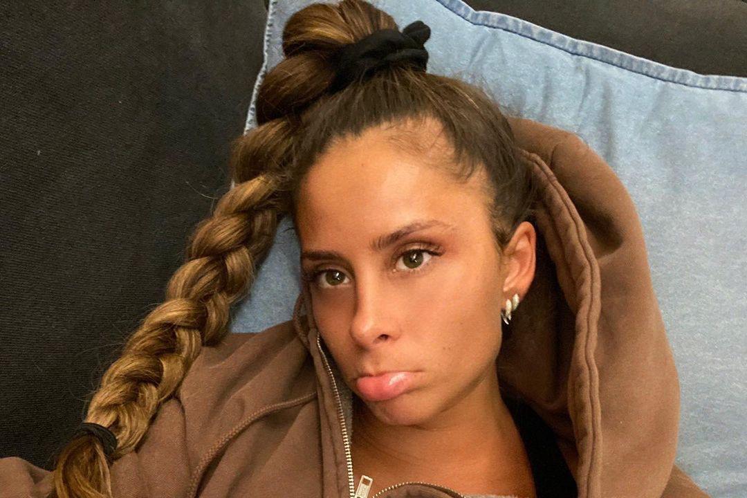 Camila Gallardo es detenida en fiesta clandestina en Las Condes