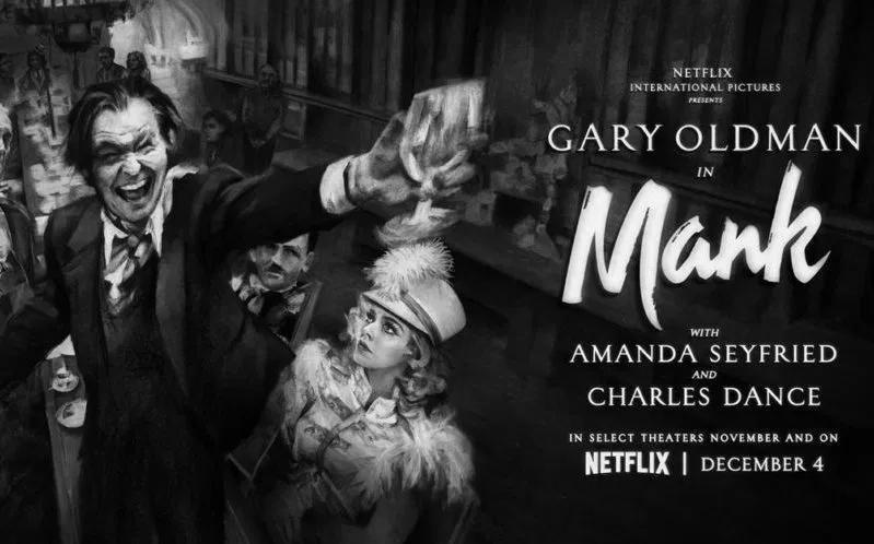 El Cinematógrafo de Leo: Mank (2021)