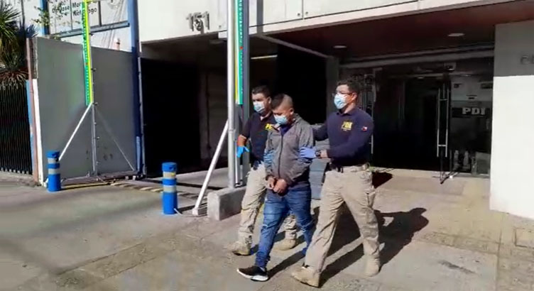 L.A: detienen a sujeto que estaría implicado en homicidio en Santiago Bueras