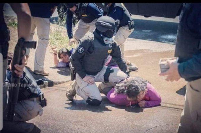 Defensoría de la Niñez presentó acción de amparo por detención «ilegal» de hija de Camilo Catrillanca