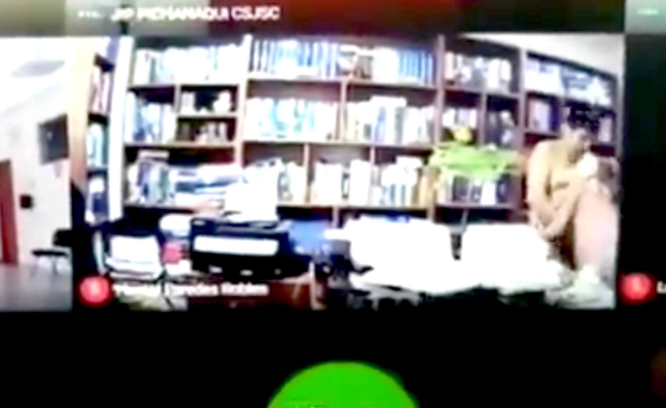 Escándalo en Perú: Abogado tuvo relaciones en plena audiencia virtual