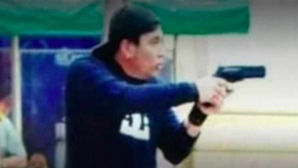 Hombre que disparó balines a manifestantes fue dejado en libertad