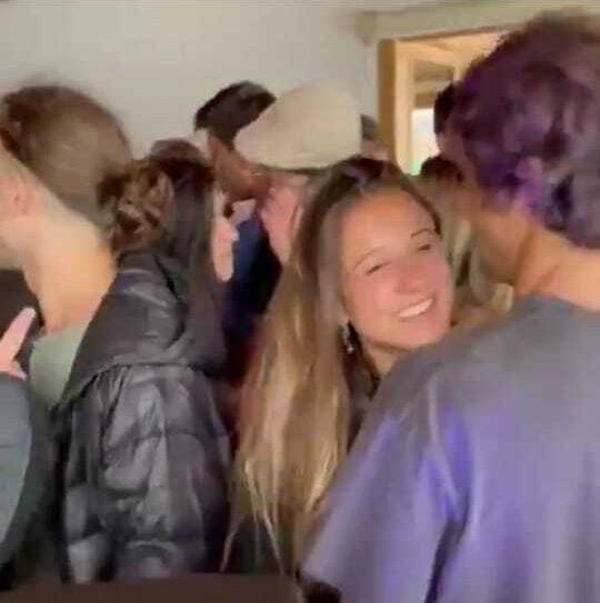 VIDEO | Se viraliza fiesta ilegal en Cachagua