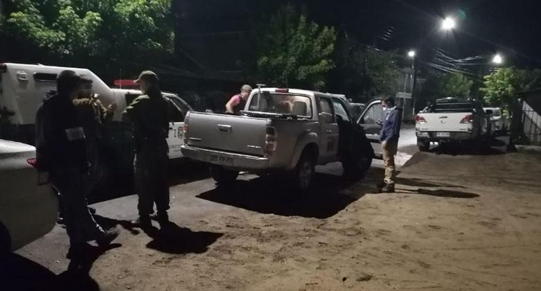 Cabrero: fiesta con invitados de Santiago y Monte Águila dejó tres sumarios sanitarios