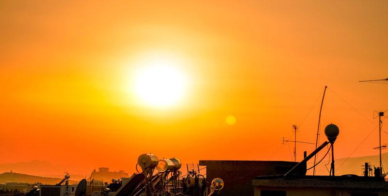 Emiten aviso meteorológico por altas temperaturas: llegará a la Región del Biobío