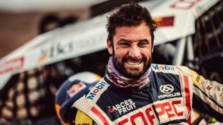 Orgullo nacional: Francisco 'Chaleco' López gritó campeón en el Rally Dakar
