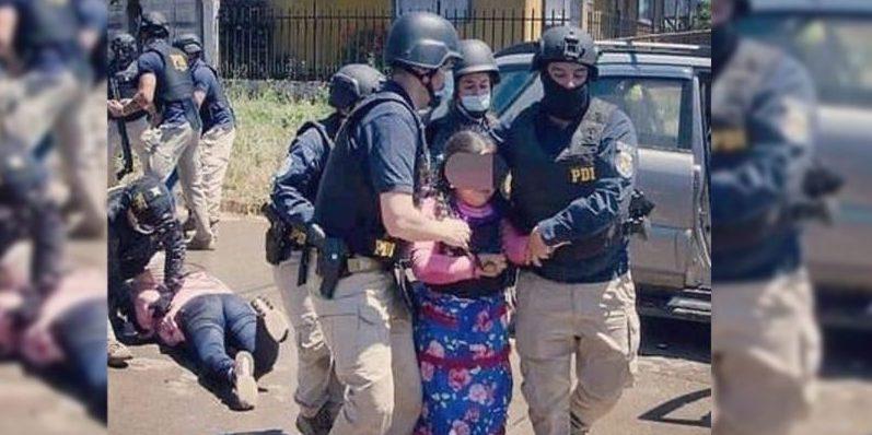 INDH presenta recurso de amparo por detención de la hija de Camilo Catrillanca