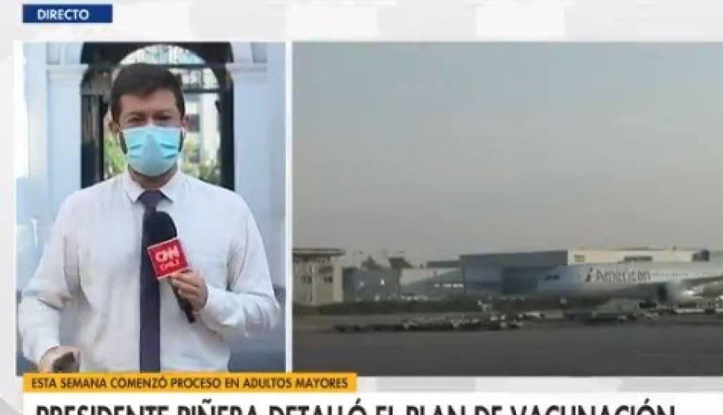 Periodista a fiesteros: «este muerto de hambre les manda un mensaje»