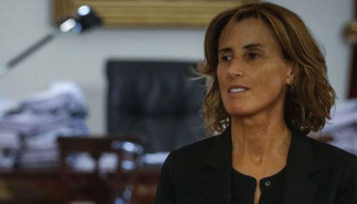 Ahora va por la convención: Marcela Cubillos anunció candidatura como constituyente
