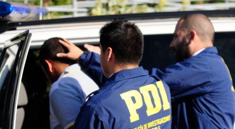 Extranjeros que amenazaban a vecinos con armas quedaron en prisión preventiva