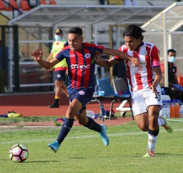 Se quiere quedar en segunda: Deportes Iberia se impuso por 1-0 ante Linares