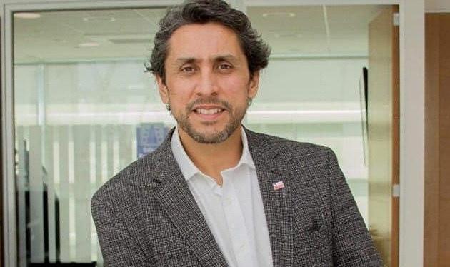Angelino fue nombrado Intendente de la región de Antofagasta