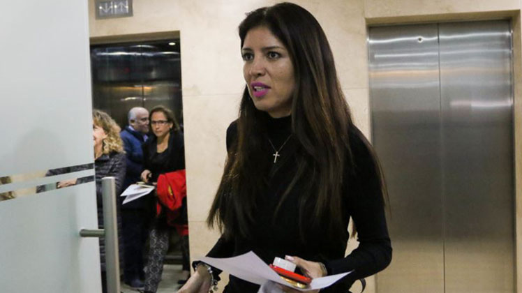 Por fraude al fisco: 5 años de cárcel efectiva para la exalcaldesa de Antofagasta