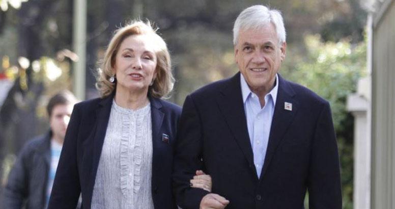 Presidente Sebastián Piñera y Cecilia Morel a cuarentena preventiva por contacto estrecho