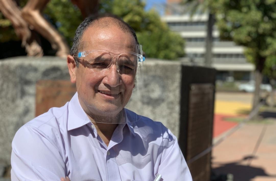 Rodrigo Díaz: «Veo con preocupación cómo nos sacan agua del Laja para el canal Laja-Diguillín»