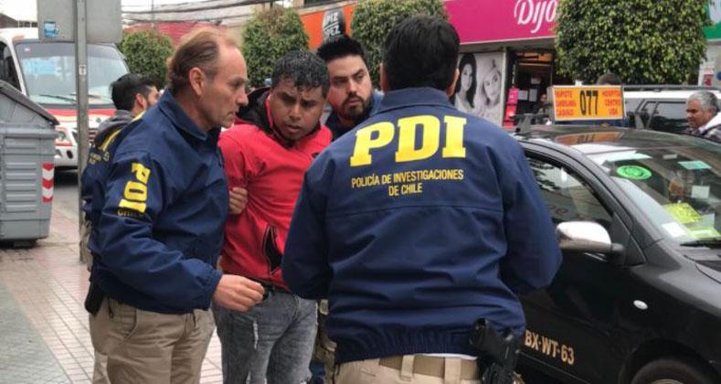 Psicópata de Copiapó quiso estar en módulo con más reos: fue golpeado con diversos objetos